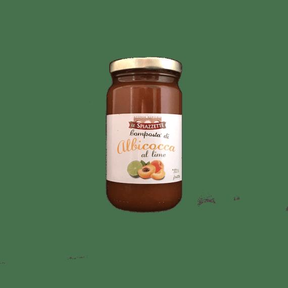 Caffè Torrefazione Chicco D'Oro | Le Spiazzette Composta Albicocca Lime