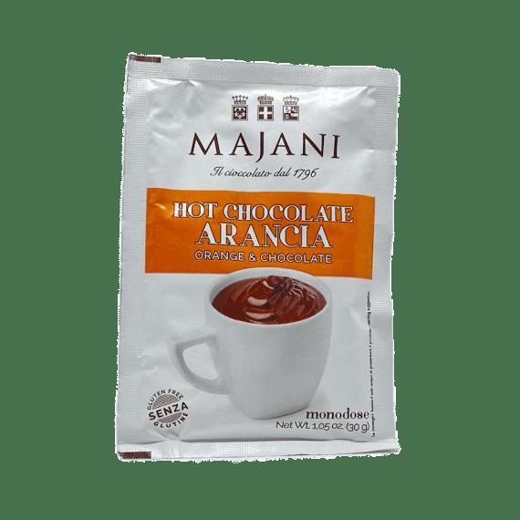 Hot Chocolate Arancia Majani - Torrefazione Caffè Chicco D'Oro