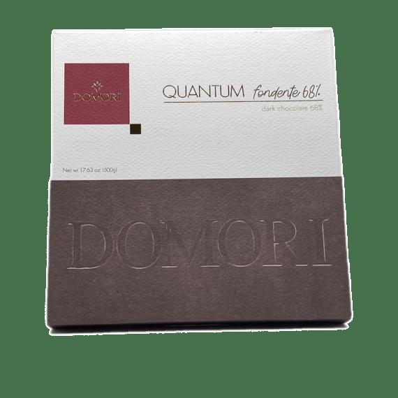 Quantum Fondente 68% Domori - Torrefazione Caffè Chicco D'Oro