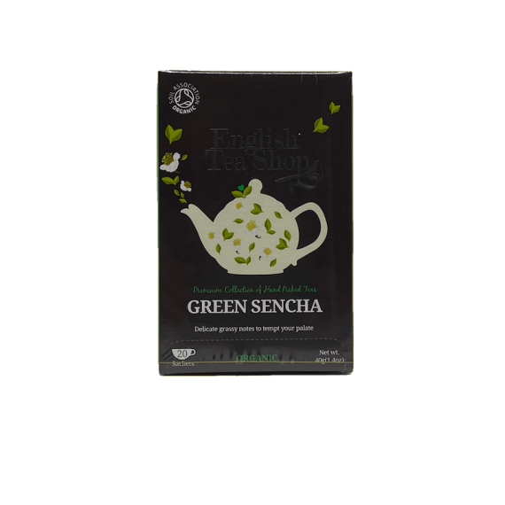 Tè Green Sencha English Tea Shop - Torrefazione Caffè Chicco D'Oro