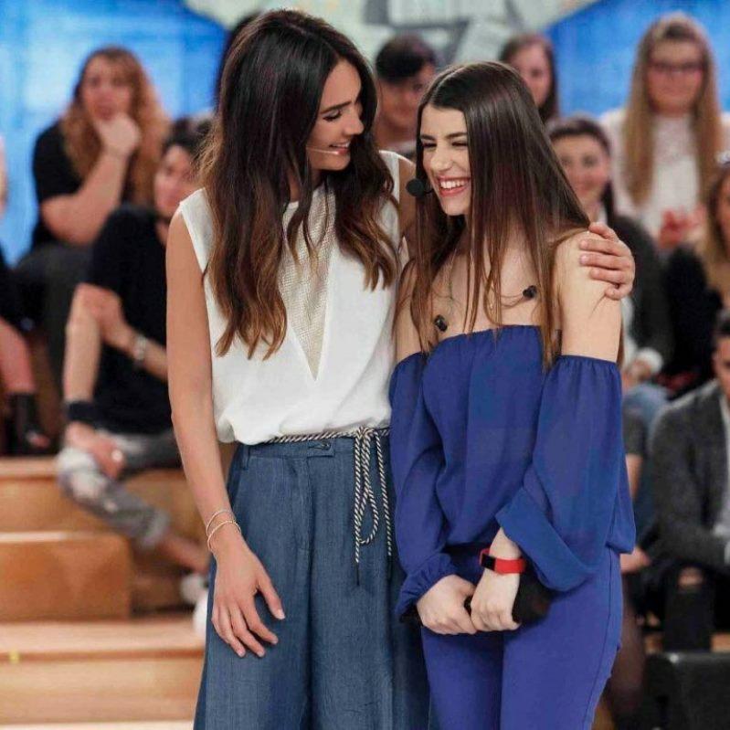 Federica Carta Età Altezza Peso Fidanzato Sanremo 2019
