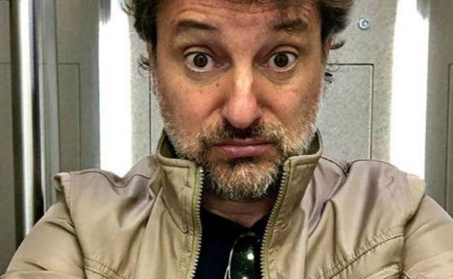 Leonardo Pieraccioni Irriconoscibile Senza Barba