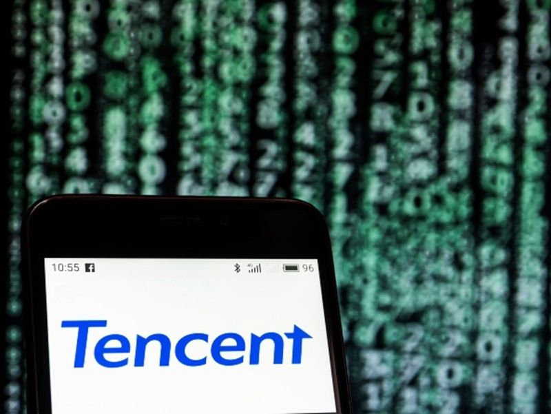 streaming tv Tencent Cina iQIYI netflix