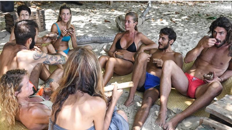 有名な競争相手の島拒食症のリスク
