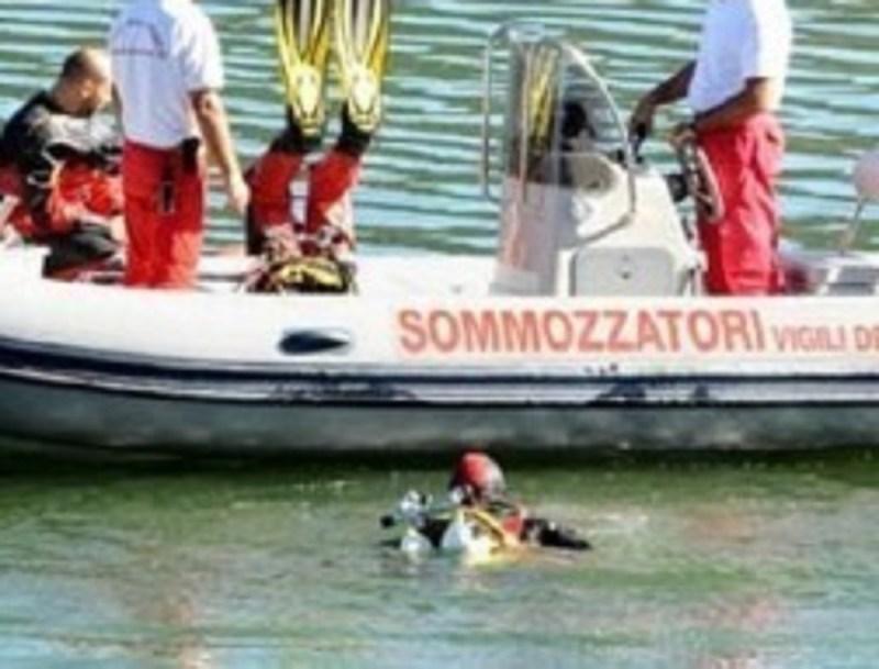 ガルダ湖の死者の行方不明の検索