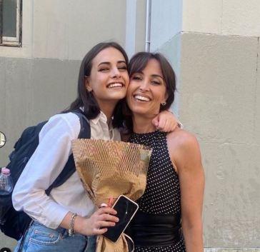 """Benedetta Parodi mamma orgogliosa: """"Evviva, Matilde è matura!"""". La figlia è la sua fotocopia"""
