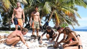 """""""Li abbiamo sentiti"""". Ignazio Moser, rivelazione bomba sull'Isola dei Famosi: chi c'era sulla spiaggia"""