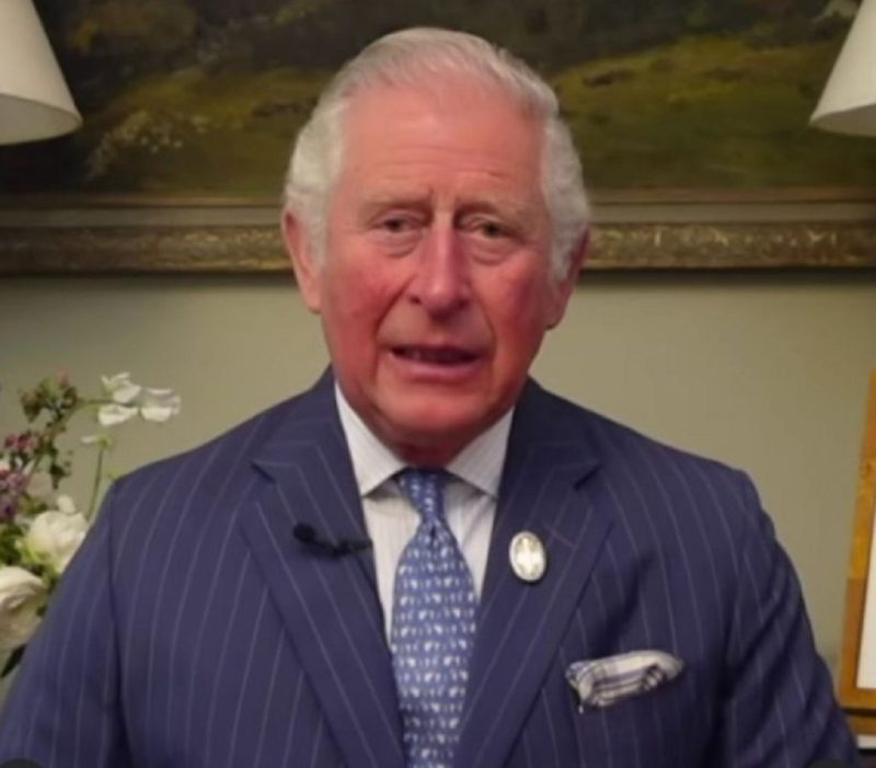 チャールズ王子