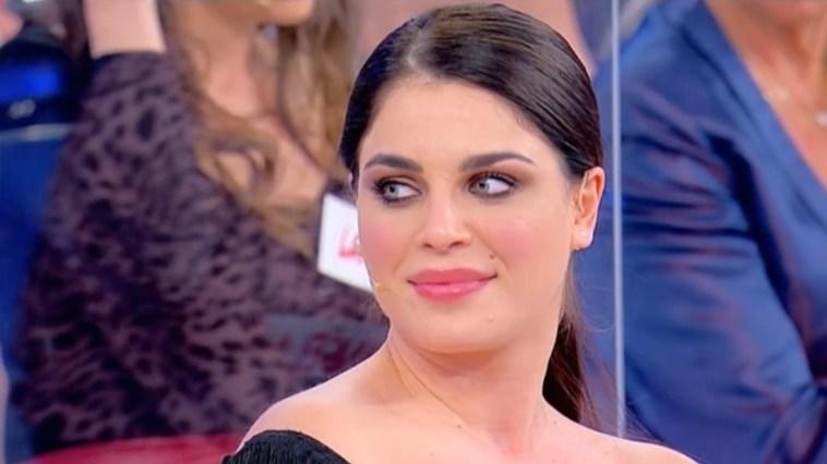 """""""Non è il momento"""". Samantha Curcio gela Alessio Cennicola. Solo un mese fa avevano lasciato UeD"""