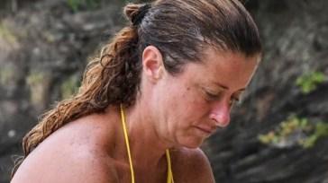 """""""Non ce la faccio"""". Isola dei Famosi, Valentina Persia in lacrime per Andrea Cerioli: cosa è successo"""