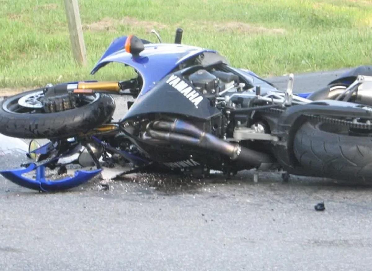 Alessandria Andrea Canone morto 29 anni incidente moto