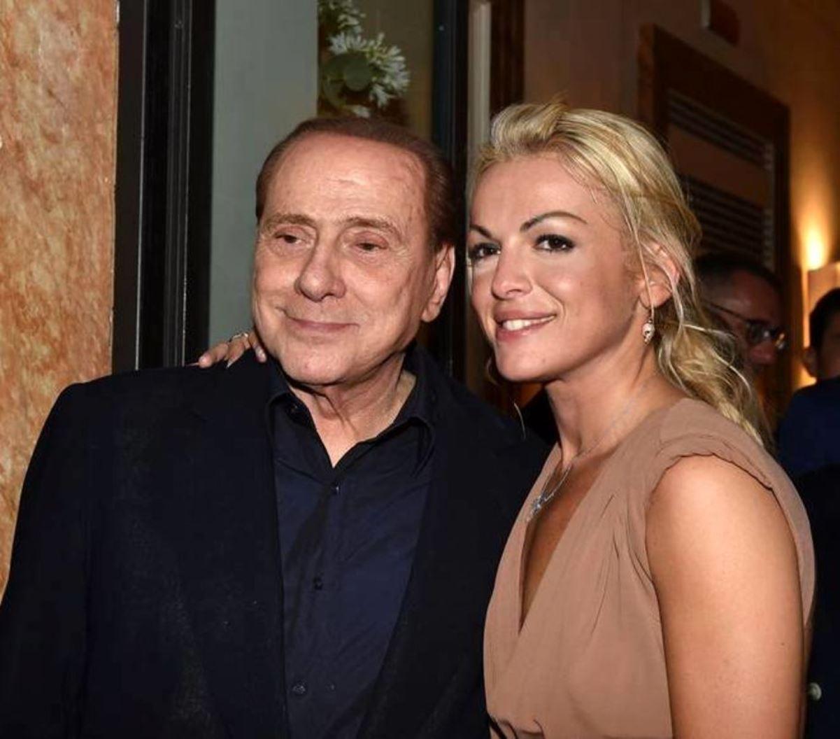 Silvio Berlusconi Francesca Pascale