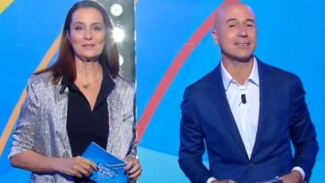 """""""Vi dobbiamo lasciare"""". Estate in Diretta, Roberta Capua e Gianluca Semprini interrompono la diretta"""