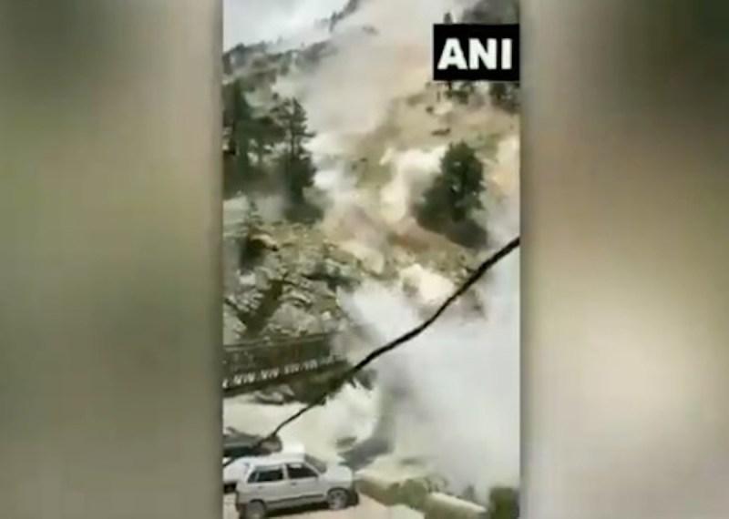 crolla ponte india