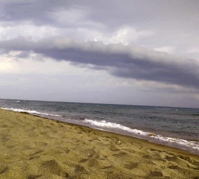 イタリアの天気予報8月17日雷雨が変わります