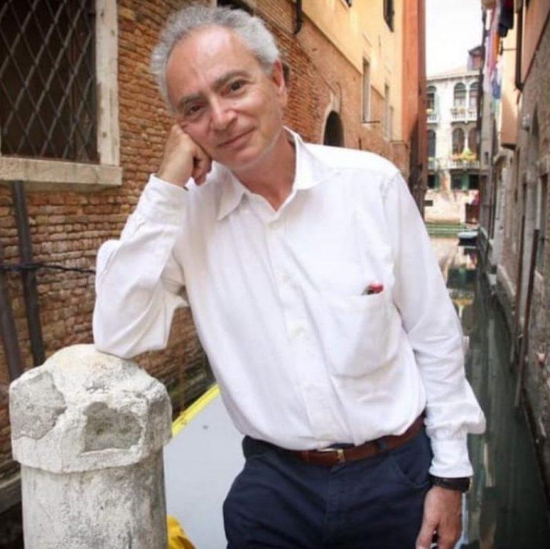 ダニエレ・デル・ジュディスが作家を亡くしました