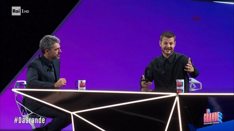"""""""Mia moglie e Stefano De Martino…"""". Da Grande, il retroscena privatissimo di Luca Argentero"""