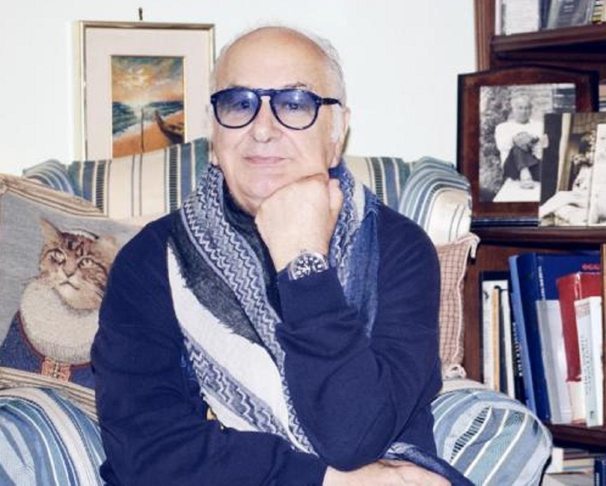 Elio Pandolfi lutto cinema morto 95 anni
