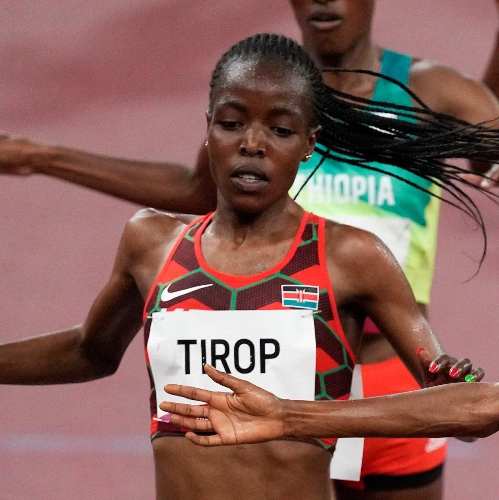 Agnes Jebet Tirop uccisa