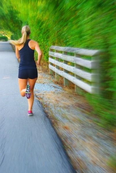 Running Pregnant