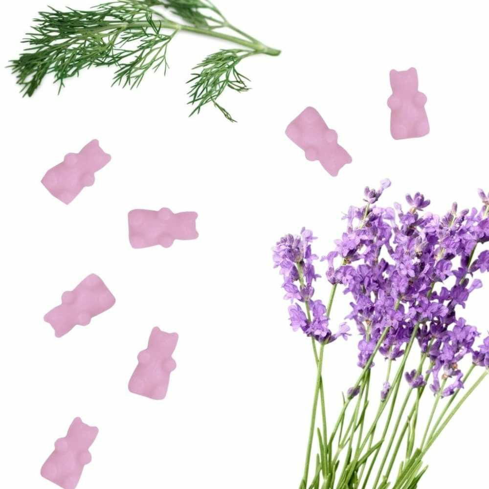 Calming Lavender Ingredients