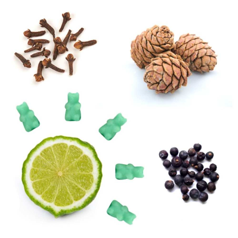 Bergamot Bay ingredients