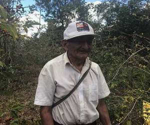 Coffee Picker at Finca Catalan on Spring 2017 Guatemala Coffee Buying Trip