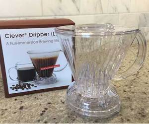 Making Home Brewing Easy with a Clever Dripper brewer