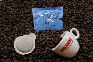 Caffè in Cialda 44 mm ESE Decaffeinato - Caffè Orlando