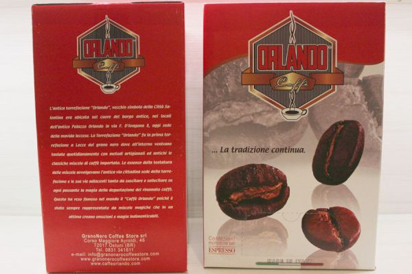 Confezione caffè in cialde e caffè in capsule compatibili - Caffè Orlando