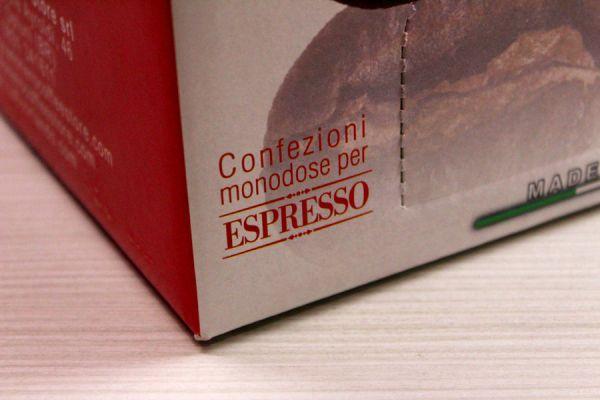 Monodose Confezione caffè in cialde e caffè in capsule compatibili - Caffè Orlando