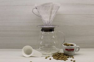 Pour-over, o caffettiera a filtro V60