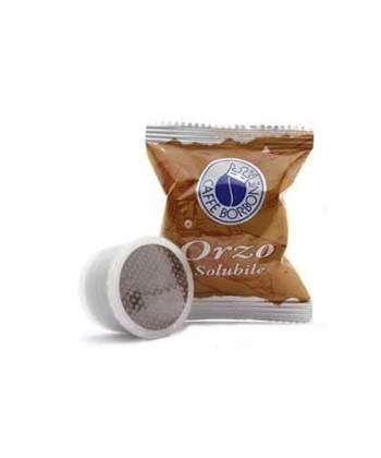 50 Capsule Borbone Orzo Compatibili con Lavazza Espresso Point