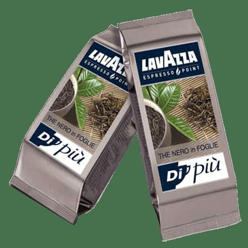 50 Capsule Lavazza Tè Nero in Foglie Compatibili con Lavazza Espresso Point