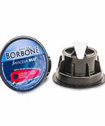 96 Capsule Borbone Miscela Blu Compatibili con Nescafé Dolce Gusto