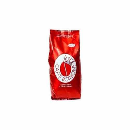 1 Kg di Caffè in Grani Borbone Miscela Rossa