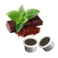 Capsule Gattopardo ChocoMint Compatibile Espresso Point