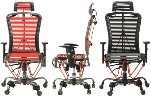 GymyGym Workout Office Chair  The CaffiNation