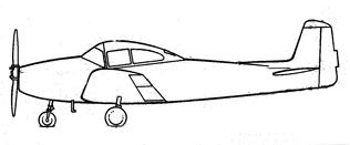 CAFFL L-17B NAVION