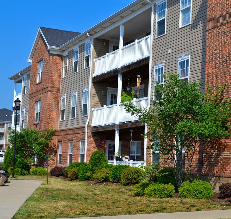 Lexington Apartment Loan  Caffrey  Company