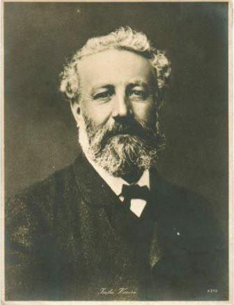 Jules Verne è nato nel 1828