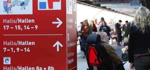 Auch in diesem Jahr finden sich wieder CAFM-Hersteller auf der Medica; Foto: Messe Düsseldorf