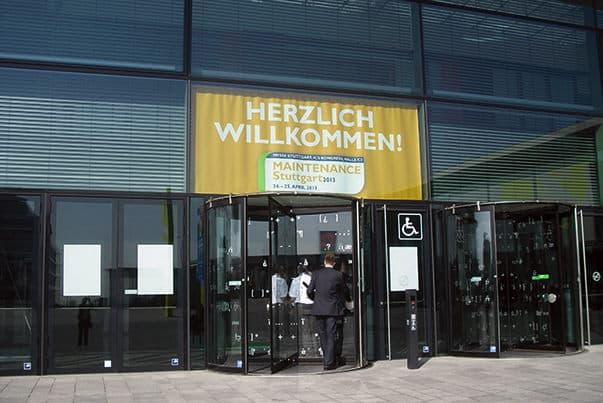 Auf der Maintenance 2015 in Stuttgart stellt Ultimo  neues Add-ons für ihre Instandhaltungs-Software vor