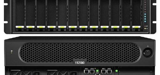 Das neue Drobo B1200i Raid-System bietet 12 Bays für maximal 64 TB Speicher