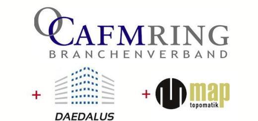 Daedalus und Map Topomatik sind die neuen Mitglieder im CAFM-Ring