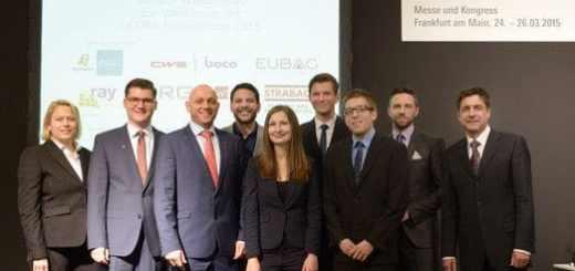 Haben schon gewonnen: Die Preisträger des GEFMA-Förderpreises 2015