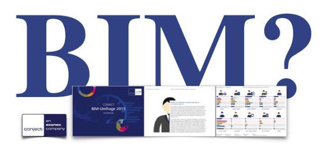 Mit einer aktuellen Umfrage möchte Conject den Stand von BIM im globalen Markt klären