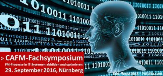 Ende September gibt es wieder ein Fachsymposium CAFM, dieses Mal mit N+P