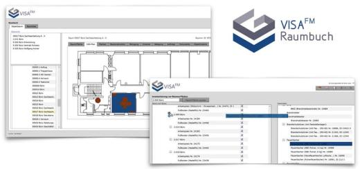 Mit Neuerungen für Inventarisierung und CAD-Darstellung startet die aktualisierte Version der CAFM-Software Visa FM Raumbuch