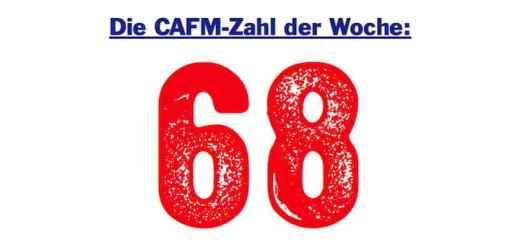 Die CAFM-Zahl der Woche ist 68 – so viele Menschen kamen im ersten Halbjahr 2015 durch Feuer in Seniorenheimen ums Leben